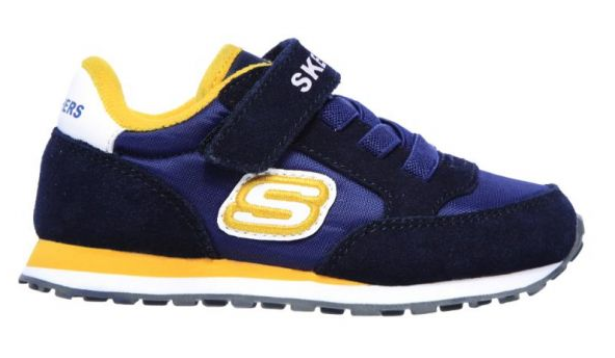 SKECHERS BOYS RETRO SNEAKS