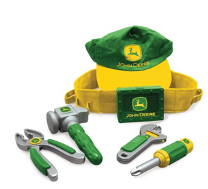 DELUXE TALKING TOOL BELT-JOHN DEERE