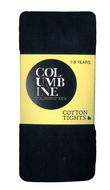 Cotton Tights Black