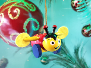 BUZZY BEE- Christmas Decorations
