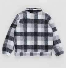 Load image into Gallery viewer, EVE GIRL- CHARLIE CHECK JACKET