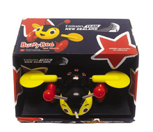 Load image into Gallery viewer, BUZZY BEE- TEAM EMIRATES BUZZY BEE WOODEN PULL ALONG TOY