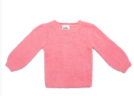 EVE SISTER- HOLLY KNIT JUMPER- PINK