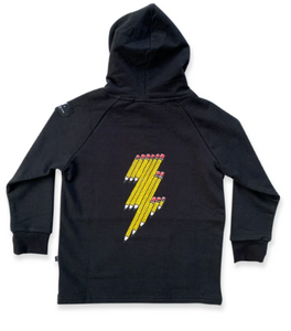 FLASH POCKET HOOD
