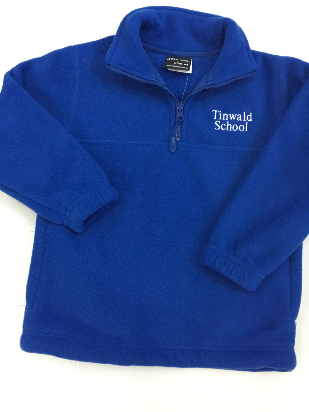 Tinwald School-Royal Blue Polo Fleece