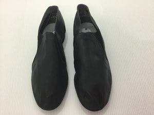 BALLET ELASTIC SIDED JAZZ BOOT