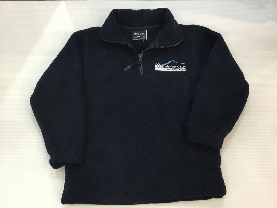 Mayfield School- Polar Fleece Navy