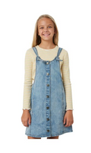 Load image into Gallery viewer, EVE GIRL- MILLIE PINAFORE