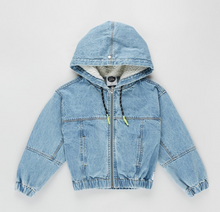 Load image into Gallery viewer, EVES GIRL- NOMAD JACKET