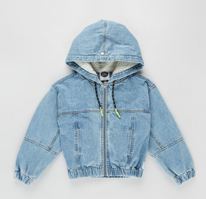 EVES GIRL- NOMAD JACKET