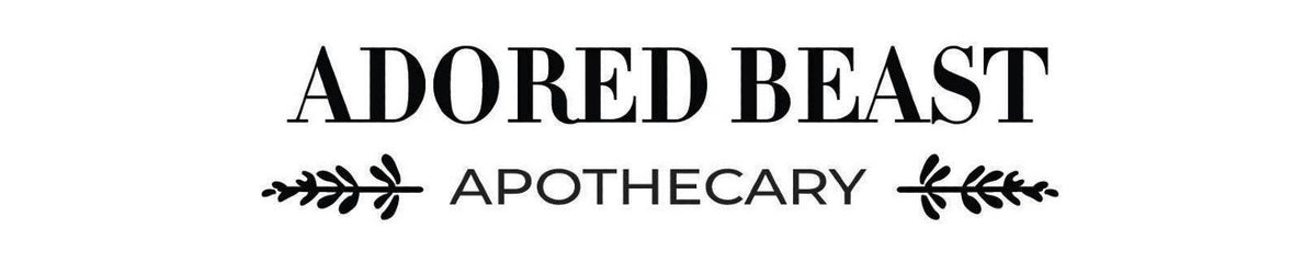 Adored Beast Apothecary empowers pet owners with animal health care products that support optimal animal health. Over 20 years of clinical experience.
