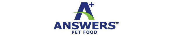 Answers Pet Food, a nutrient-dense fermented raw wholefoods formulated by nutritional scientist to find the most species-appropriate diet for pets. Barking-Dog-Bakery-And-Feed
