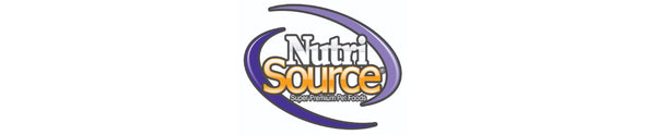 NutriSource Pet Food is a family owned Minnesota business formulated with the best ingredients and supplements that guarantee whole-body pet health. Available at Barking Dog Bakery and Feed.
