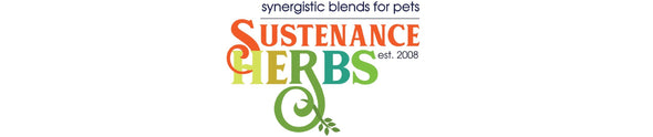 Sustenance Herbs is a small batch manufacturer of handcrafted Organic Pet Supplements for Dogs and Cats, that improves the foundation of pet health.