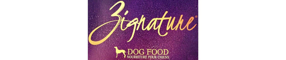 Zignature Pet Food addresses common food sensitivities made with low glycemic, to create a high quality dog food that meets pets dietary restrictions.