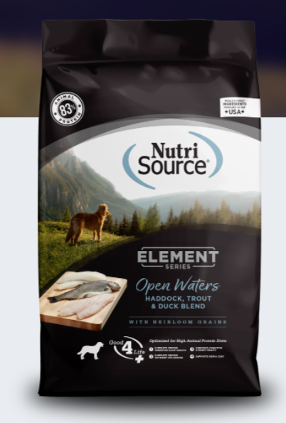 Nutrisource Element Open Waters Dog Food