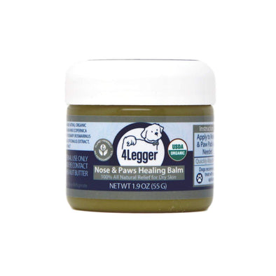 4-Legger Nose & Paws Organic Dog Healing Balm at Barking Dog Bakery and Feed