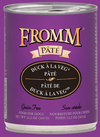 Fromm Paté Canned Food for Dogs 12.2oz