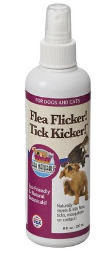 Ark Naturals Flea Flicker! Tick Kicker! Spray