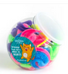 Dezi Roo glow in the dark cat toy