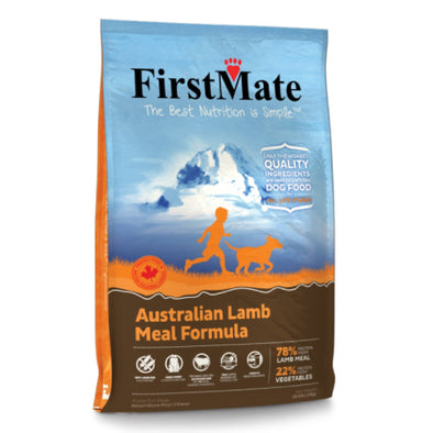 First Mate Australian Lamb Meal Limited Ingredients Dry Dog Food