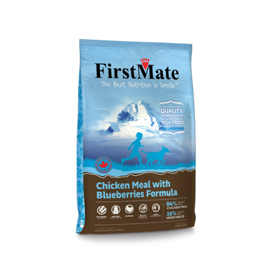 First Mate Chicken with Blueberries Formula