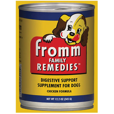 FROMM Family Remedies Digestive Support Chicken Dog Canned Food