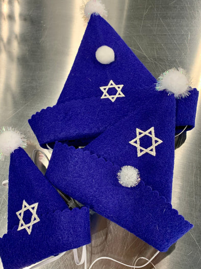 Hanukkah party hat