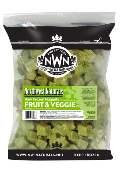 Northwest Naturals Fruit and Veggies