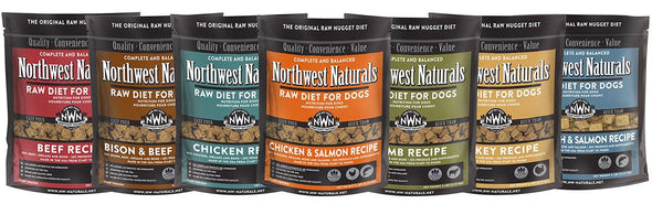 Northwest Naturals Freeze Dried Nugget Diet for Dogs