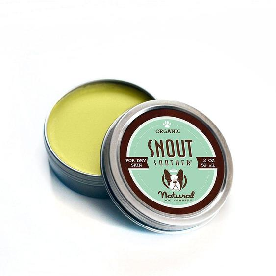 Natural Dog Organic Snout Soother Dog Balm