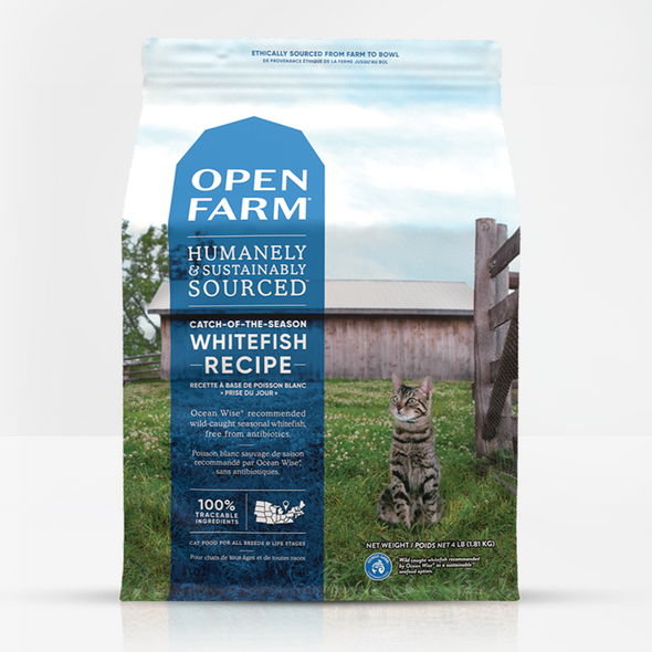 Open Farm Catch-of-the-Season Whitefish Cat Food