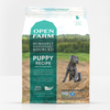 Open Farm Puppy Dry Dog Food, front of package