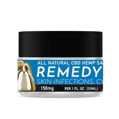 REMEDY - Full Spectrum Hemp Extract (CBD) Salve for Dogs, image