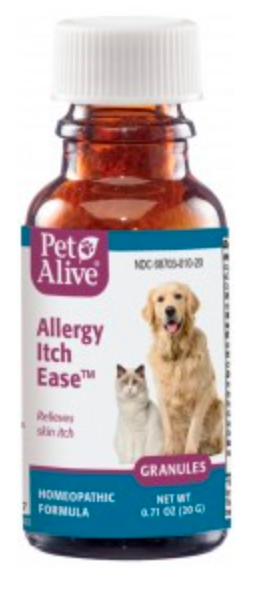 Pet Alive Allergy Itch Ease Granules