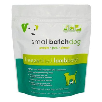 Small Batch Freeze Dried Lamb Dog Food