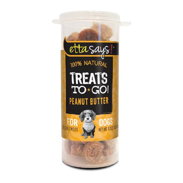 Etta says! Treats to Go! Natural Peanut Butter Treats for Dogs,  image
