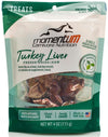 Momentum Turkey Liver Freeze Dried Dog & Cat Treats, front image