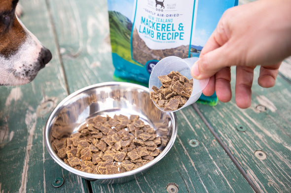 Ziwi Air-Dried Mackerel & Lamb Recipe Food for Dogs, dog