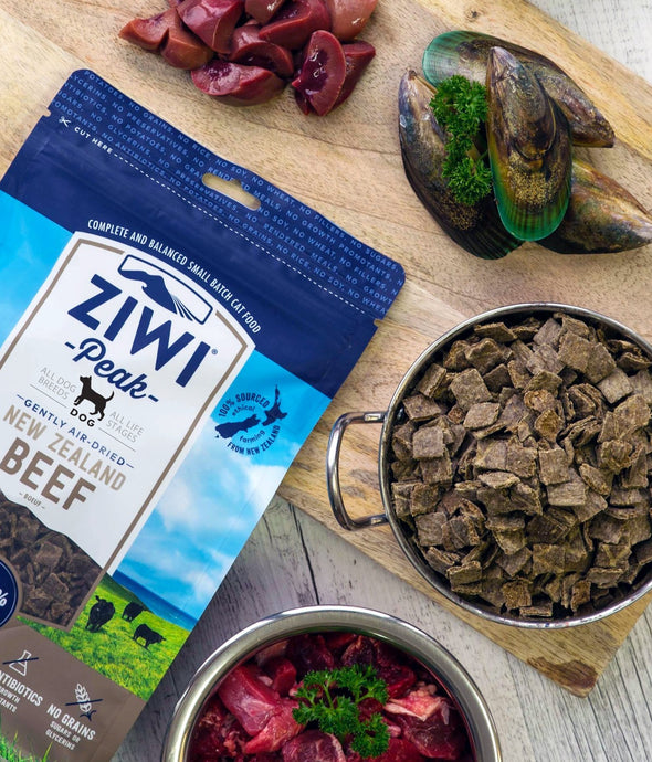ZIWI Peak Air-Dried Beef Recipe Food for Dogs, ingredients