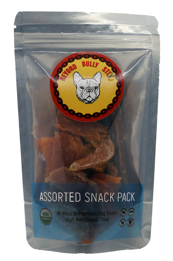 Beyond Bully Stix Assorted Snack Pack