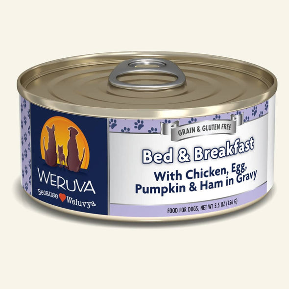 Weruva Bed & Breakfast Canned Dog Food