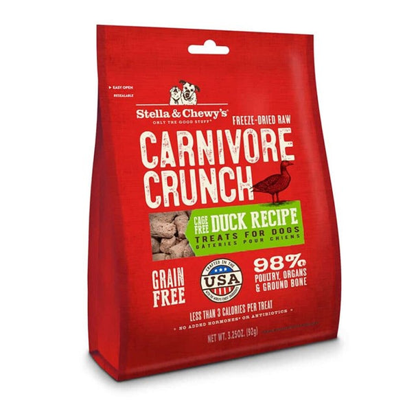 Stella & Chewy's Freeze-Dried Raw Duck Carnivore Crunch