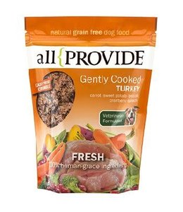 All Provide Gently Cooked Turkey Dog Food