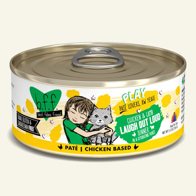 Weruva BFF Paté Laugh Out Loud Canned Cat Food