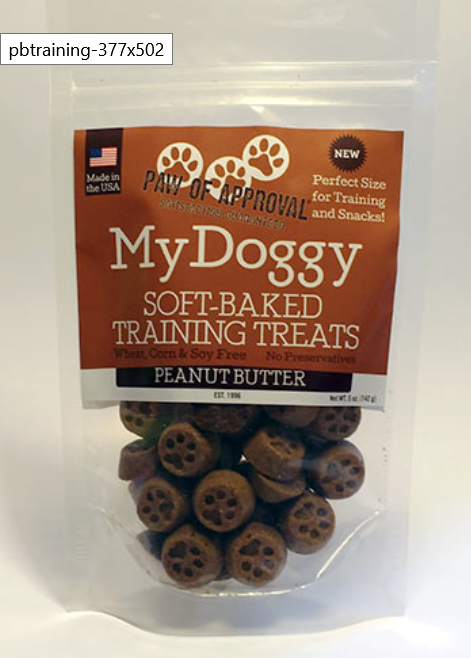 My Doggy Soft Baked Peanut Butter Treats