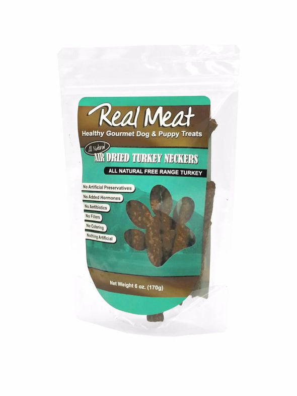 Real Meat Neckers Treats for Dogs