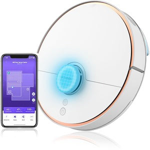 360 S7 Robot Vacuum Cleaner - Smart Connect WI-FI & APP LIDAR STRONG POWER