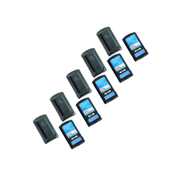 Zebra Plus Lithium Ion Battery (10 Pack) - OMNIQ Barcodes
