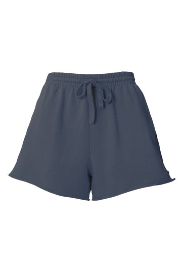 SHORTS MOLETOM INDIGO